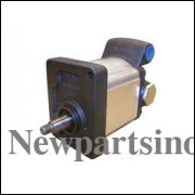 BOMBA HIDRAULICA 1 CORPO TM 7010 NEW HOLLAND 87382691*